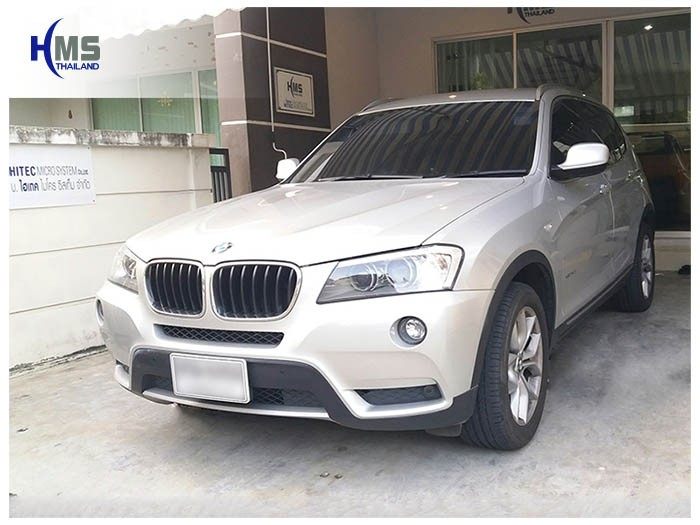 20170819 BMW X3_F25_front