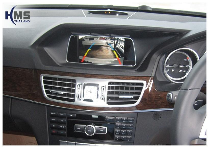 ทีวีจูนเนอร์,TV Tuner Benz,ติดทีวีจูนเนอร์ Benz, ติด TV Tuner CLS350