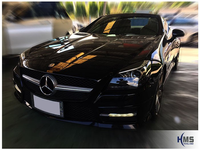 20161222 Benz SLK200_W172_Front