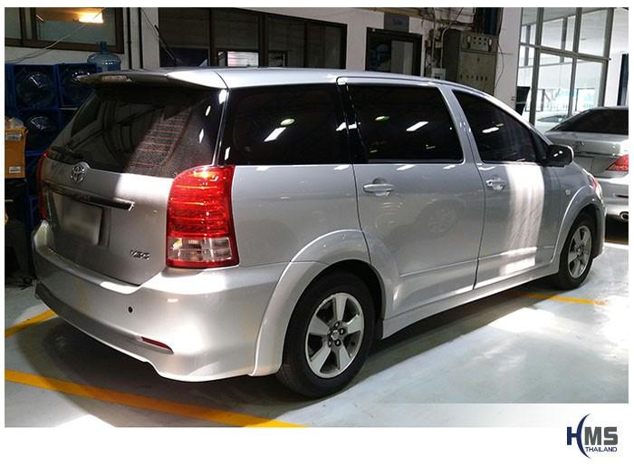 20170520 Toyota Wish_back