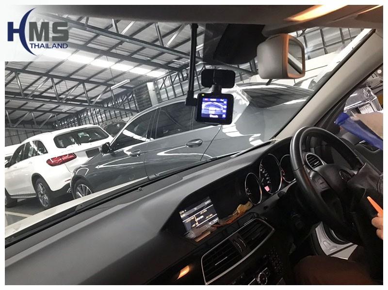 20181213 กล้องติดรถยนต์ Mio MiVue C380d (กล้องหน้า)