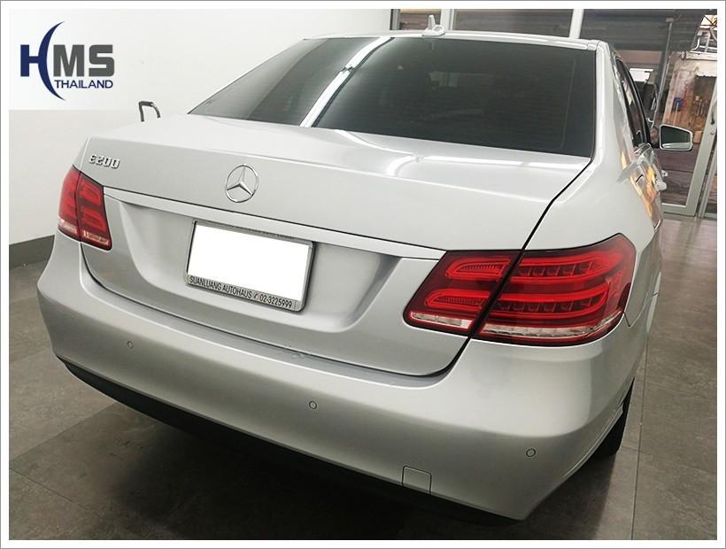 20180206 Mercedes Benz E200 W212