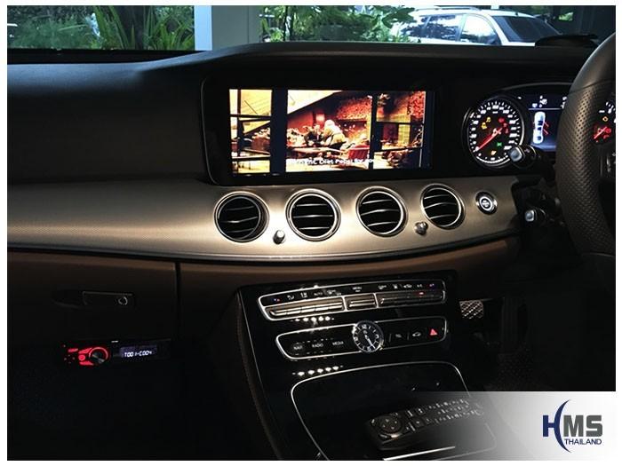 20171111 Mercedes Benz E350e W213_DVD Player_JVC_View1