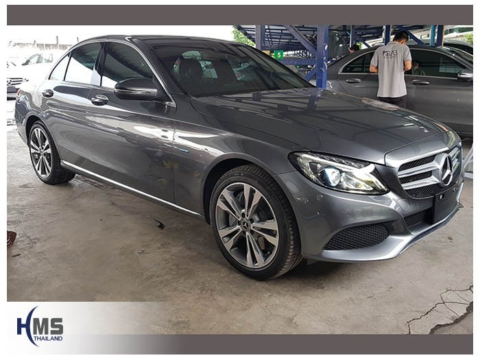 20180523 Mercedes Benz C350e W205_front
