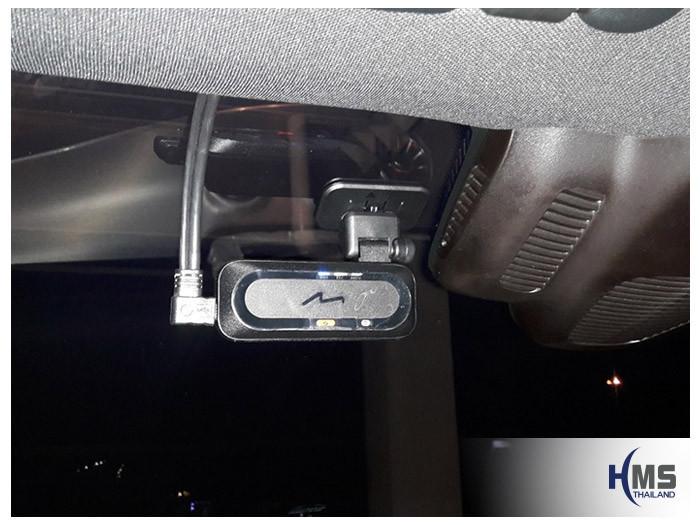 20190507 Mercedes Benz CLS53 W218 DVR Mio MiVue J86 front