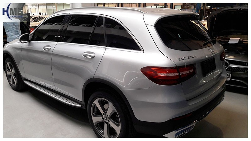 20181212 Mercedes Benz GLC250d_W253_back,Benz, Mercedes ,เบนซ์ ,เมอร์เซเดส, ซาลูน,ราคาเบนซ์,facelift ,Brabus ,AMG ,Bluetec ,Hybrid,ไฮบริด