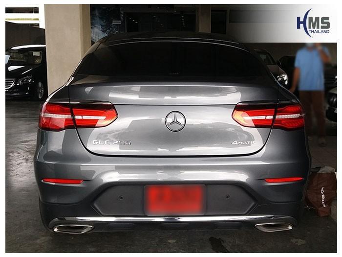 20180827 Mercedes Benz GLC250_Coupe_W253_back,ภาพท้ายรถ Mercedes Benz GLC250 Coupe,W253,Benz, Mercedes ,เบนซ์ ,เมอร์เซเดส, ซาลูน,ราคาเบนซ์,facelift ,Brabus ,AMG ,Bluetec ,Hybrid,ไฮบริด