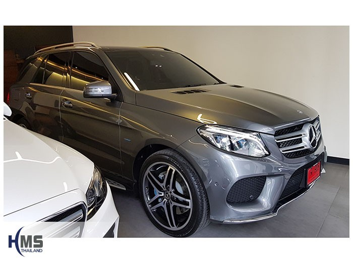 20170914 Mercedes Benz GLE500_X166_front