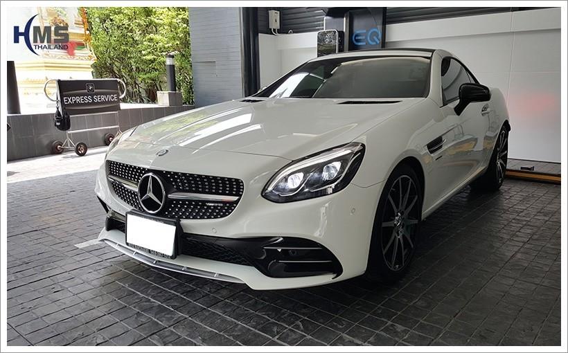 20180321 Mercedes Benz SLC43,เมอเซเดสเบนซ์,Cabriolet,Coupe,โรสเตอร์,Roadster