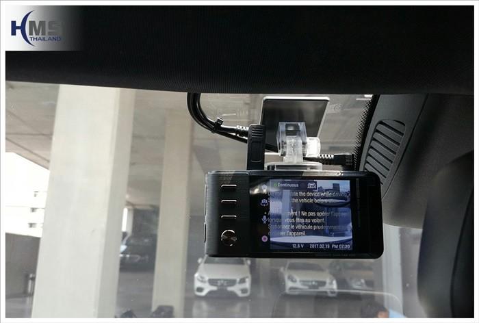 กล้องติดรถยนต์ THINKWARE X550