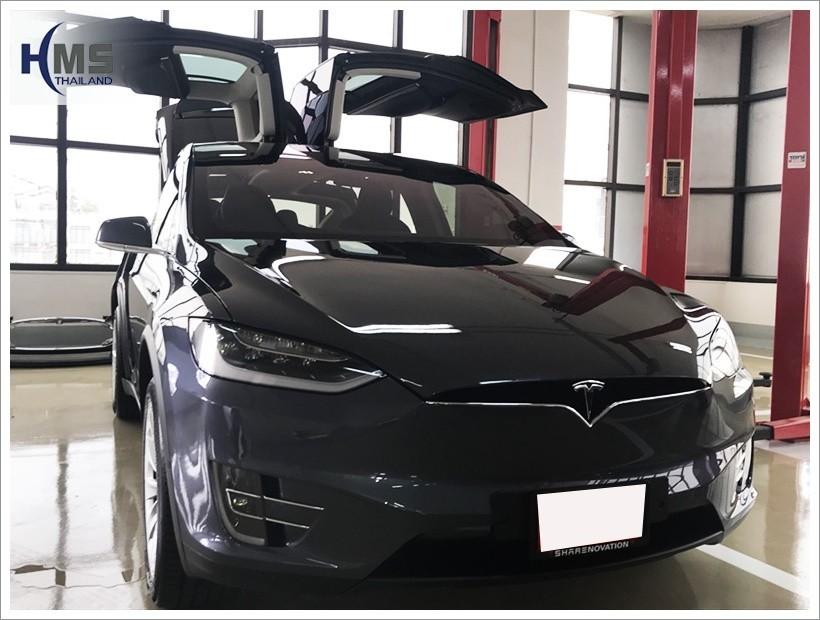 Tasla Model X, เทสลา, รถยนต์ไฟฟ้า, รถ Tesla ,รถยนต์ไฟฟ้าในไทย, tesla3, tesla thailand, เลสล่า, tesla model x ราคา, tesla motor