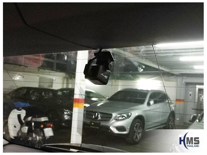 20180605 Mercedes Benz ML250_W166_DVR_Mio_MiVue_A30,กล้องด้านหลัง,กล้องวีดีโอ,กล้องบันทึก