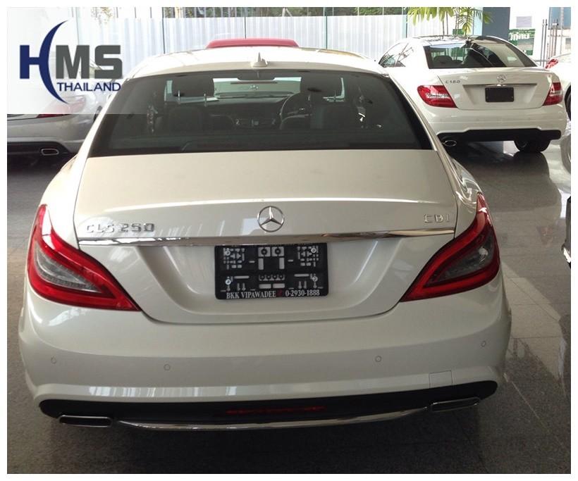 20170531 Mercedes Benz CLS250_W218_side