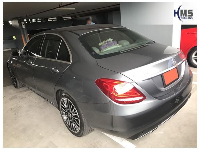 20180811 Mercedes Benz C350e_W205_back,Benz, Mercedes ,เบนซ์ ,เมอร์เซเดส, ซาลูน,ราคาเบนซ์,facelift ,Brabus ,AMG ,Bluetec ,Hybrid,ไฮบริด