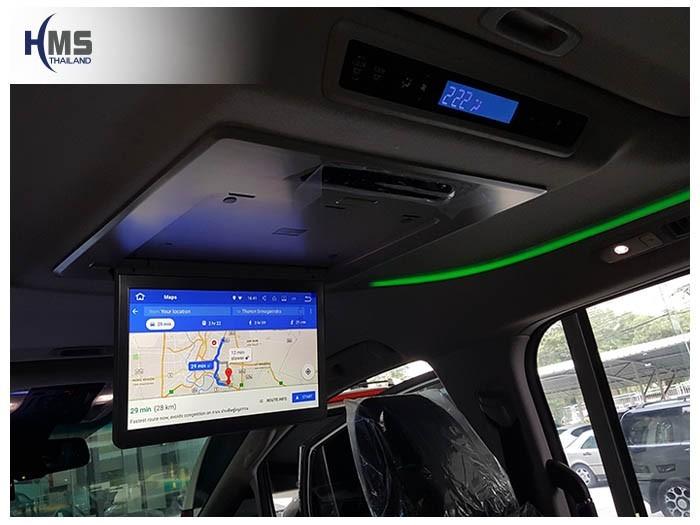 20180523 Toyota Alphard_Roof Monitor_Alphard 13.3