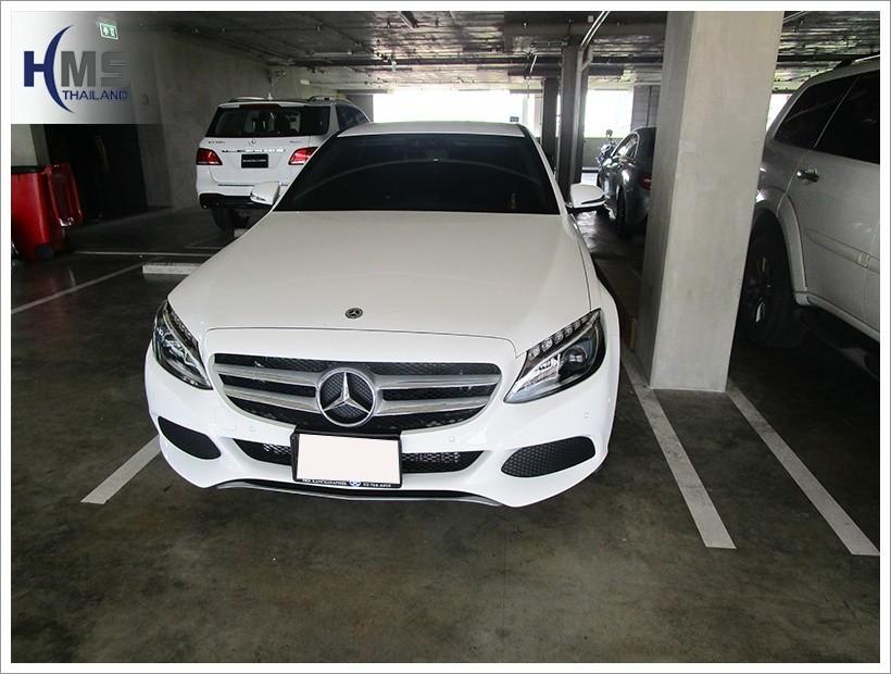20180421 Mercedes Benz C350e W205