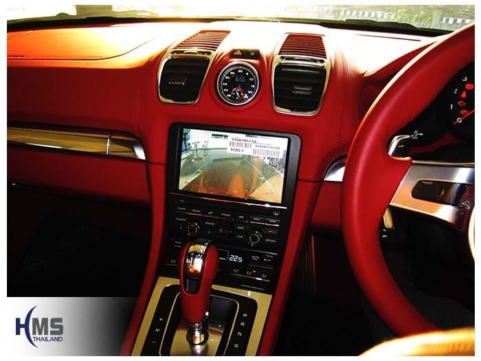 20150202 Porsche Cayman_PCM3.1_Rear camera_View