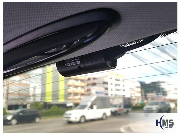 20180605 Mercedes Benz C350e_W205_DVR_Thinkware_F800_rear,Driving Vedio Recorder,