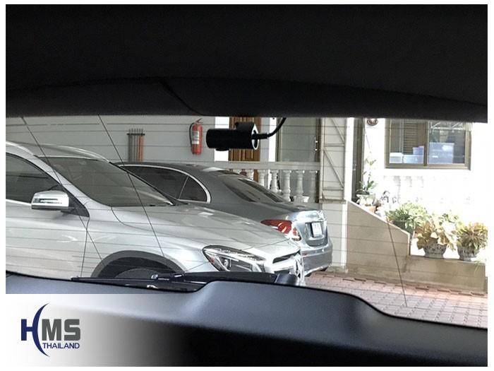 20170809 Mercedes Benz GLC250d X253_DVR_Thinkware_X550_rear