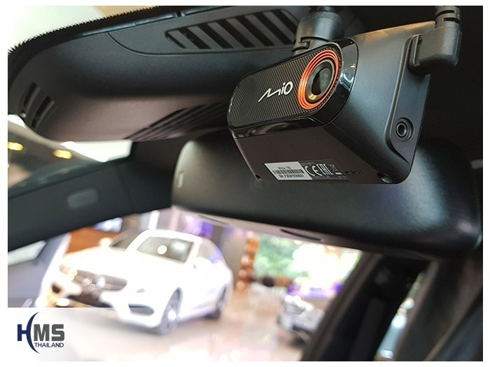 20180523 Mercedes Benz GLC250d_W253_DVR_Mio_MiVue_786_Wifi_front