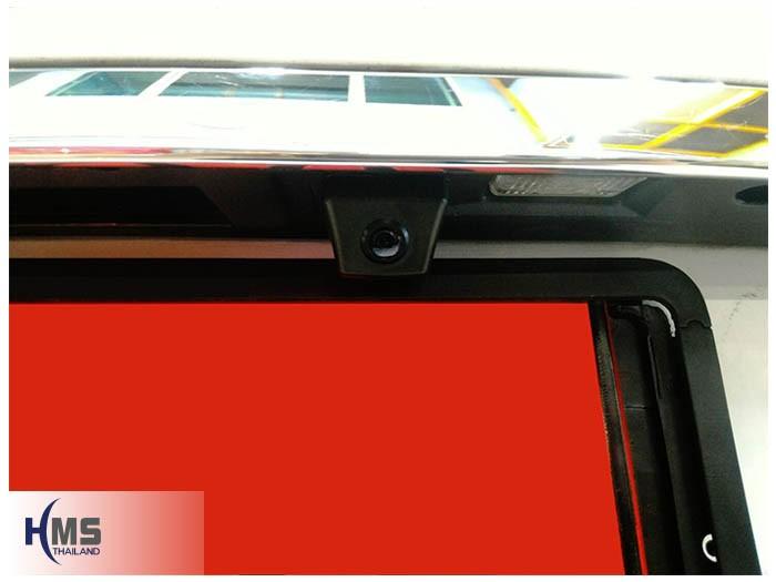 20161206 Benz C250 W204 Rear Camera