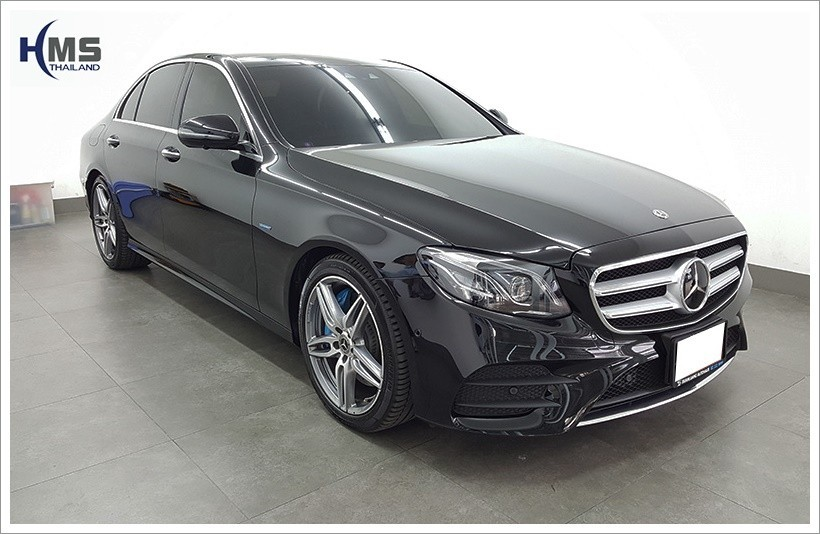 201802017 Mercedes Benz E350e