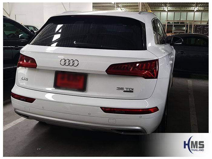 20180616 Audi Q5_back,Q5 35TDI quattro,Audi Thailand