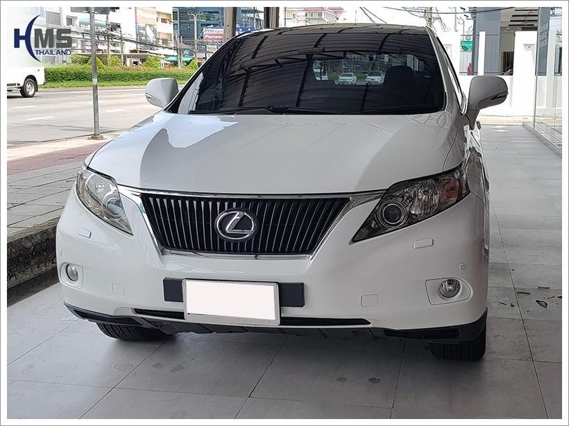 20180426 Lexus RX350