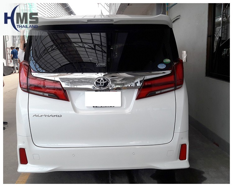 20181010 Toyota Alphard,โตโยต้า,Alphard,