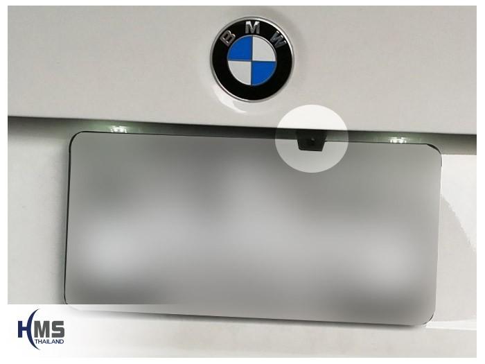 20180123_BMW 330e_F30_Rear camera
