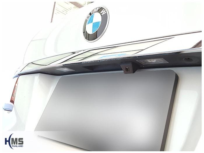 20170523 BMW 730LD F01_Rear camera,รถบีเอ็ม