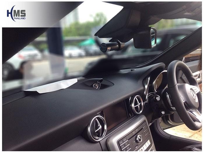 20170629 Mercedes Benz SLC43AMG_DVR_BlackVue DR650GW_1CH_Left