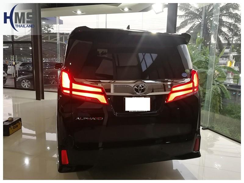 20181013 Toyota Alphard,โตโยต้า,Alphard,
