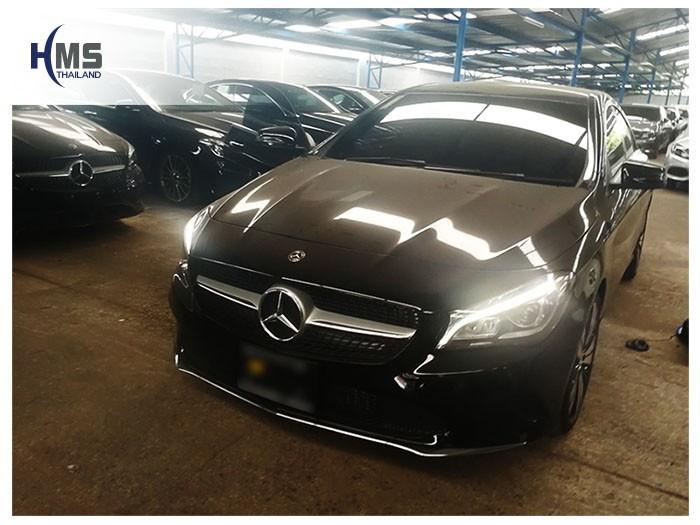 20171101 Mercedes Benz CLA200_C117_front