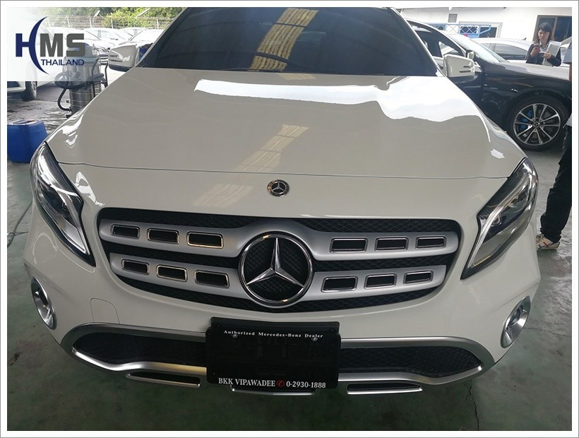 20180307 Mercedes Benz CLA200_C117_front