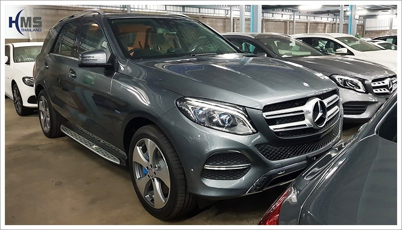 20180430 Mercedes Benz GLE500e 4Matic W166