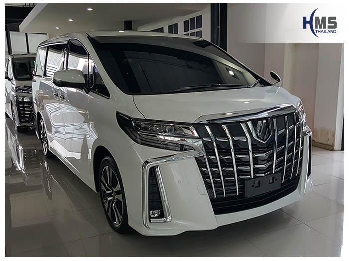 20180523 Toyota Alphard front