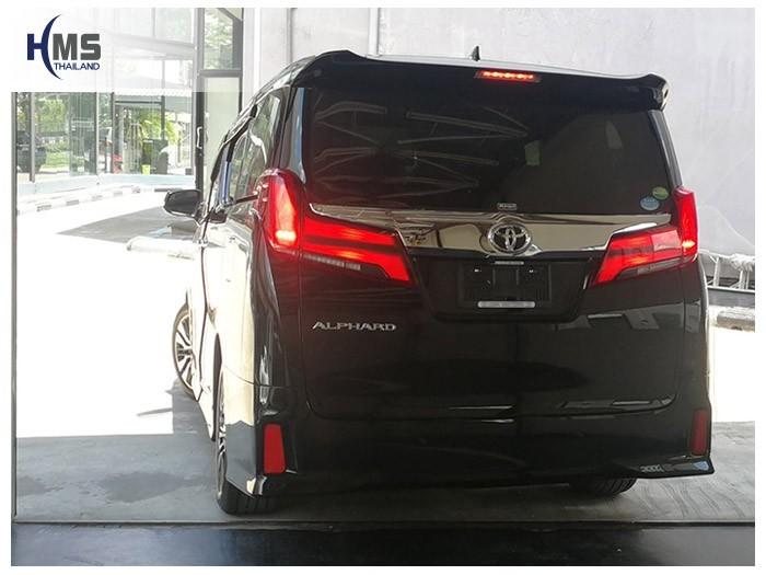 20180605 Toyota Alphard_back,Vellfire,Hybrid,