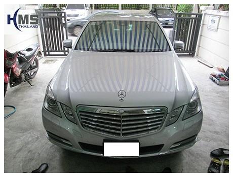 Mercedese Benz E250 CDI W212 Front