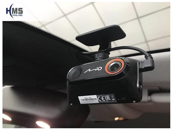 20180831 Mercedes Benz GLA200_W156_DVR_Mio_MiVue_786_Wifi_front,กล้องติดหน้ารถ Mio MiVue 786 Wifi ติดตั้งหน้ารถ Mercedes Benz GLA200