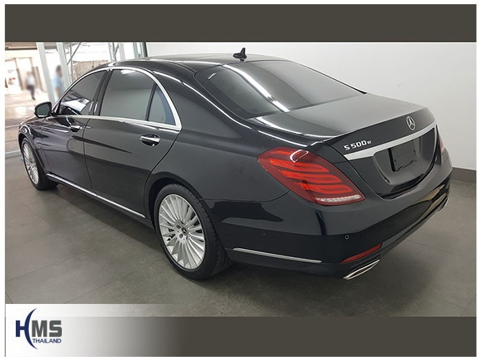 20180117_Mercedes Benz S500e_W222_back