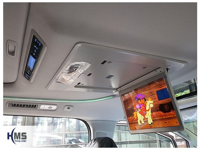20180525 Toyota Alphard_Roof Monitor_Alphard,จอเพดานติดตั้งบนรถ Toyota Alphard