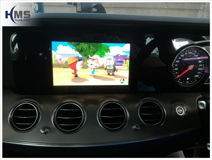Mercedes Benz TV Tuner Digital