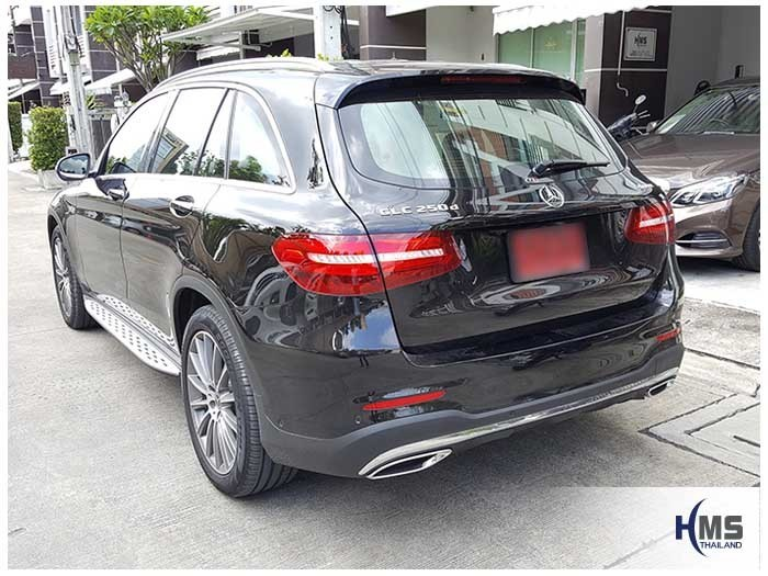 20170906 Mercedes Benz GLC250d_X253_back