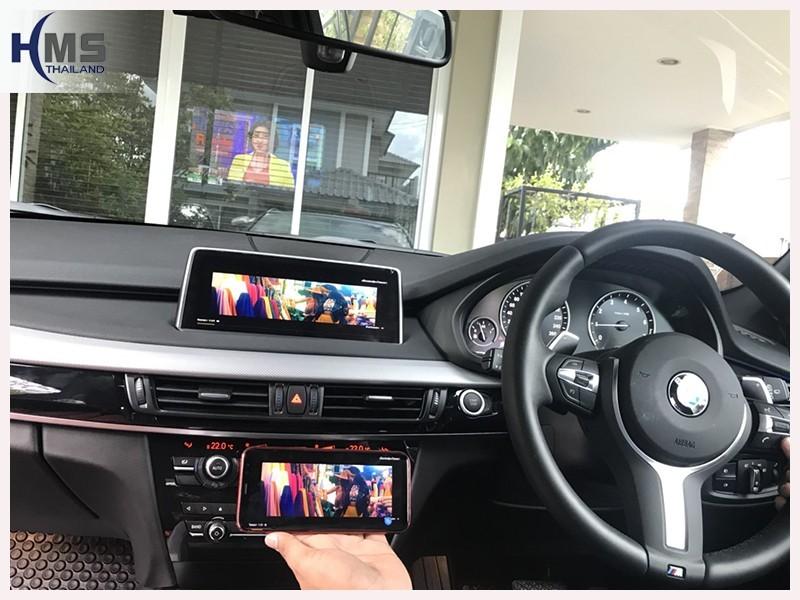 20180703 WiFi Mirror Link,Android Auto,Apple Car Play, ภาพโทรศัพท์ออกจอรถ