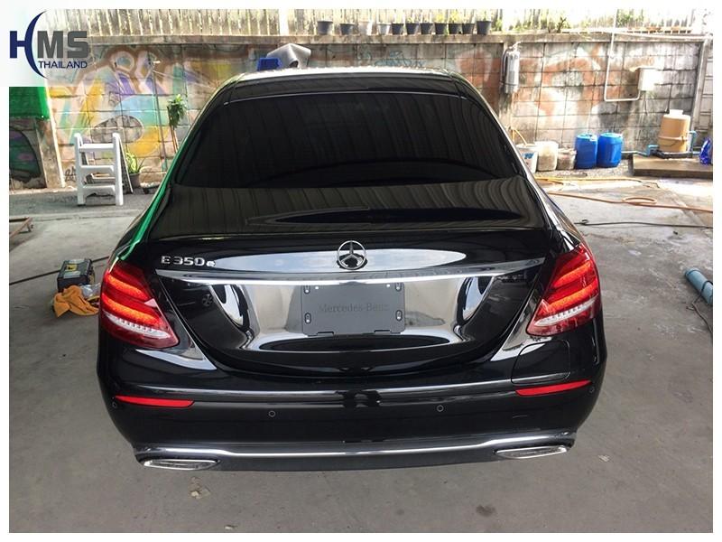 20181009 Mercedes Benz E350e W213_back,Benz, Mercedes ,เบนซ์ ,เมอร์เซเดส, ซาลูน,ราคาเบนซ์
