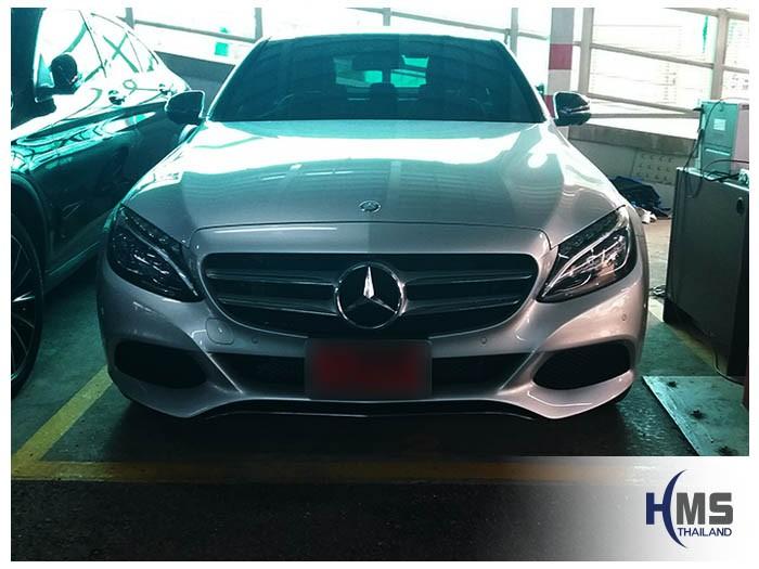 20170801 Mercedes Benz C350 W205_front