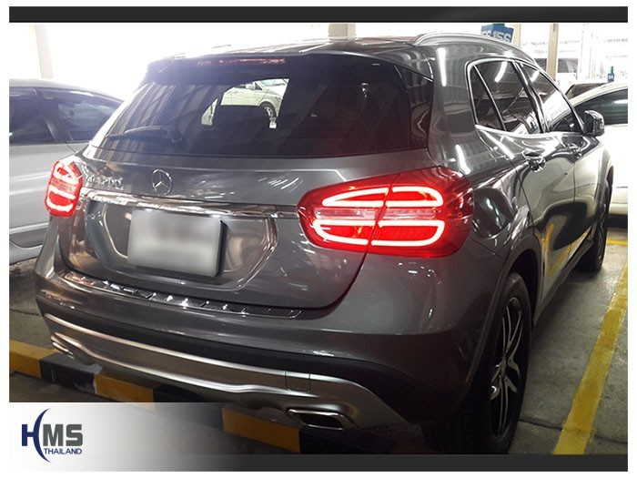 20180623 Mercedes Benz GLA200_W156_back,Benz, Mercedes ,เบนซ์ ,เมอร์เซเดส, ซาลูน,ราคาเบนซ์,facelift ,Brabus ,AMG ,Bluetec ,Hybrid,ไฮบริด,
