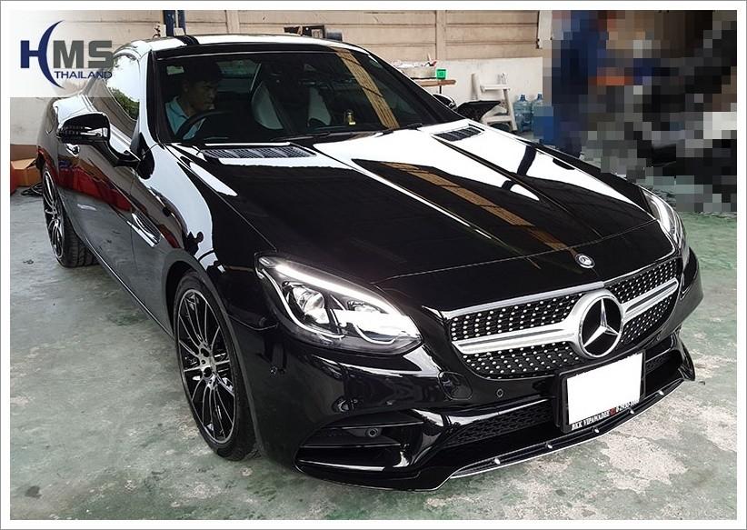 Mercedes Benz SLC300_R172_Front