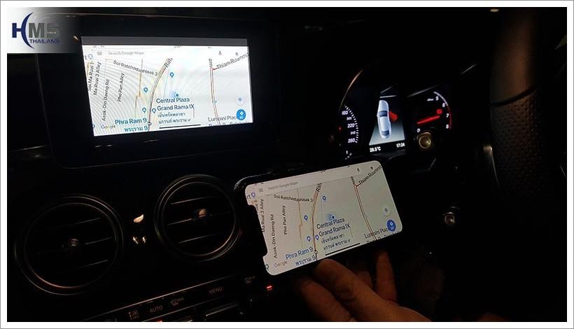 20171218 Mercedes Benz C250_W205_WiFi Box